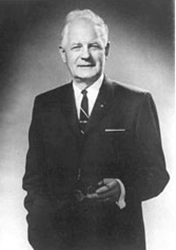 Prince George Mayor John Morrison 1956-1957